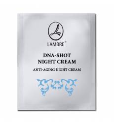 Пробник 2 мл DNA-shot night cream